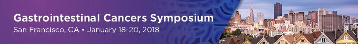 Gastrointestinal Cancers Symposium